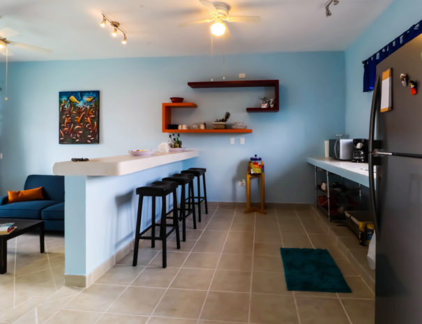 Cozumel Apartment Sol Kitchen